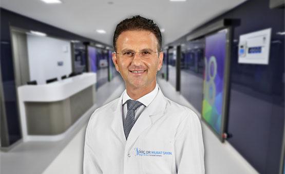 Dr. Murat Sayın - Beyin ve Sinir Cerrahisi Uzmanı
